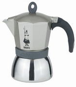 Moka Induction Gold (6 cups)